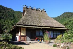 美山の古民家